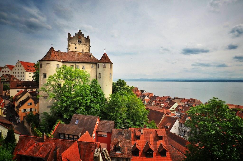 Die Burg Am See Meersburg Germany Gt Gt Gt View Other Photos