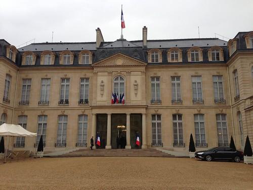 Palais de l'Elysée   by ActuaLitté