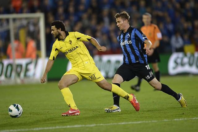 Club Brugge - Lierse SK (14 september 2013)