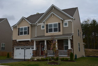 The Jefferson By Beazer Homes At Colonial Forge Stafford Flickr