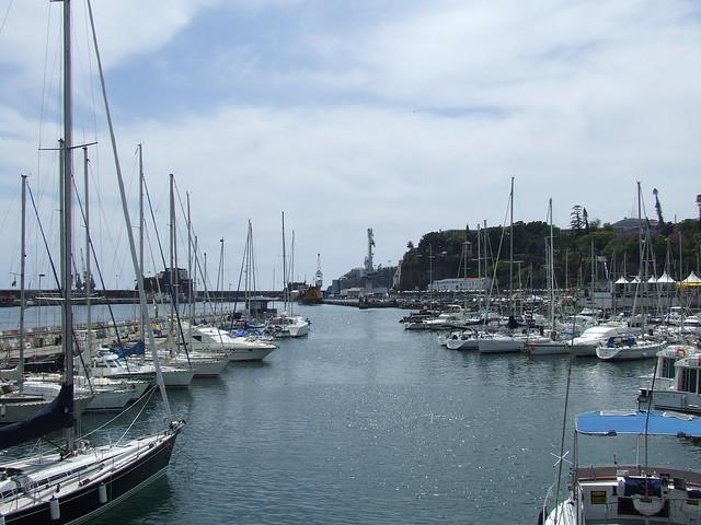 Madeira - Funchal - Marina