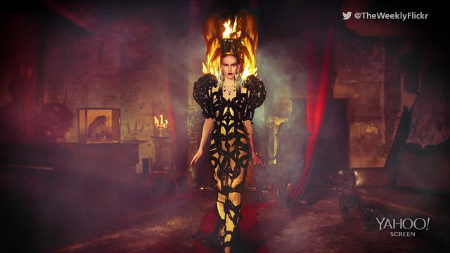 The Lady Gaga of Flickr photography: Flickr members have compared photos by Natalie Dybisz, known as Miss Aniela, to high-fashion magazine spreads, art books, even mirroring the edgy styles of Lady Gaga! Her work bridges between reality and surrealism and