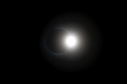 鹿児島県 旅行 日食 皆既日食 喜界島 ダイアモンドリング