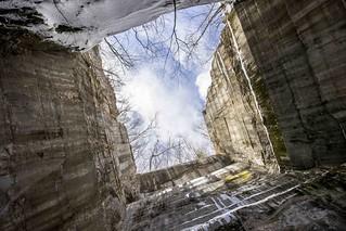 Freedlyville Ice Quarry - Dorset, VT - 2014, Mar - 08.jpg | by sebastien.barre