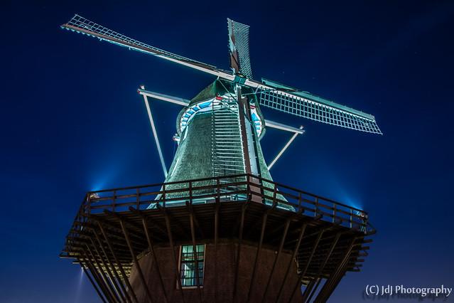 Sloten windmill