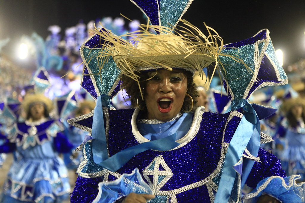 Rio Carnaval 2015 - Renascer de Jacarepaguá - Raphael David   Riotur