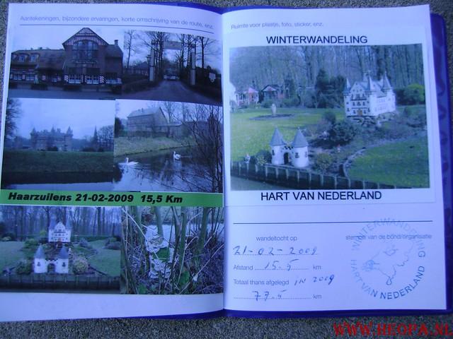 2009-02-21     Haarzuilens    15.5 Km  (63)