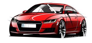 2015 Audi TT sketch - 01 | by Az online magazin