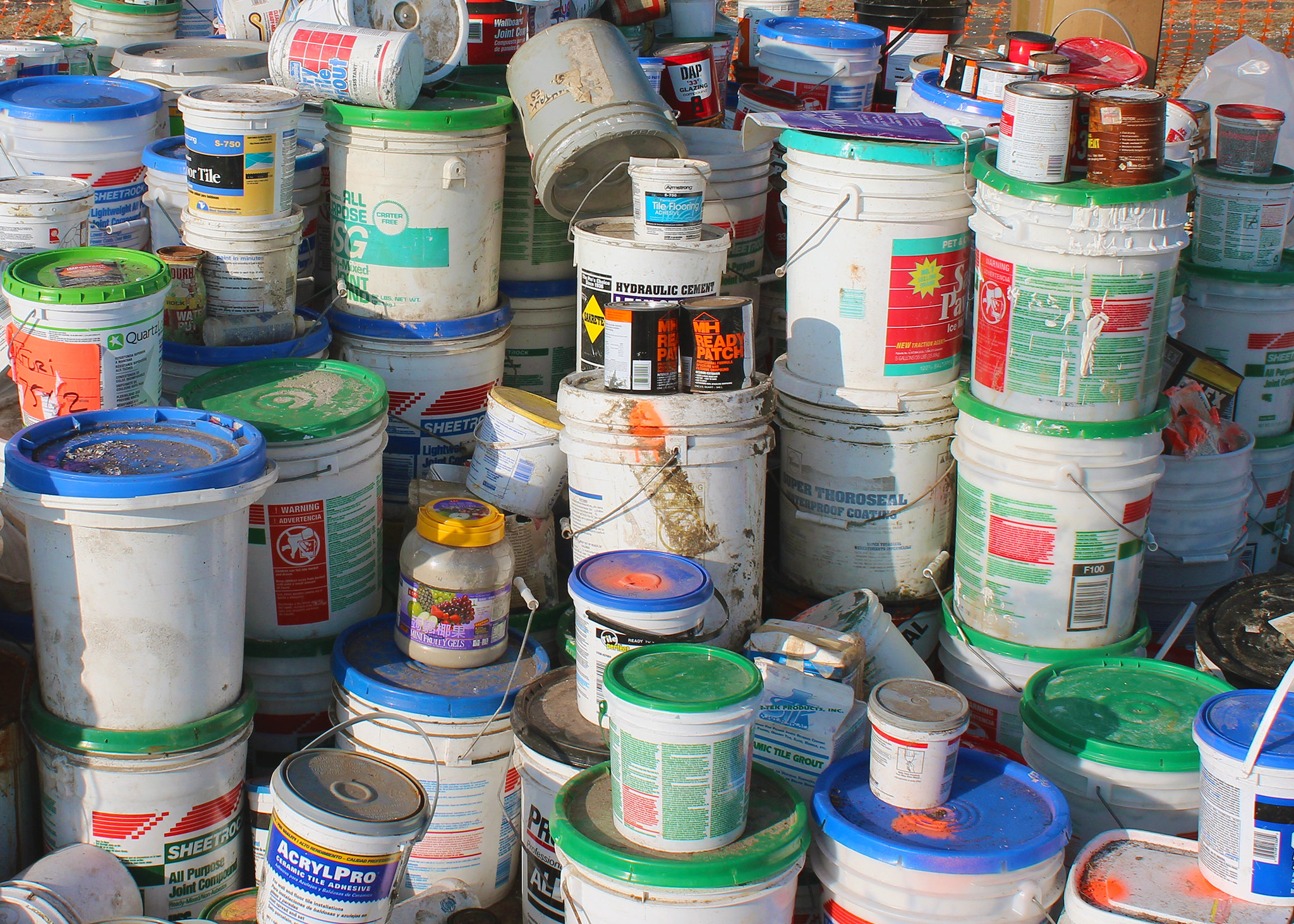 Hazardous Waste Collection Center