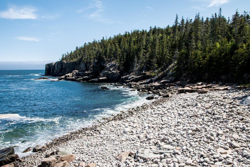 Otter Cliffs & Sea Stones