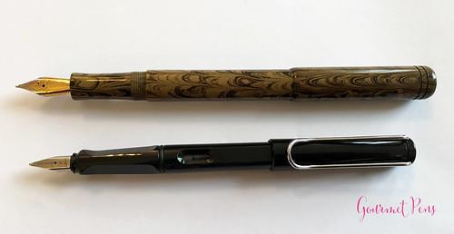 Review Peyton Street Pens Range Monterey Fountain Pen 039 | by GourmetPens