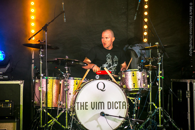 The Vim Dicta LIVE @ Party In The Park