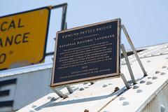 Edmund Pettus Bridge - National Historic Landmark