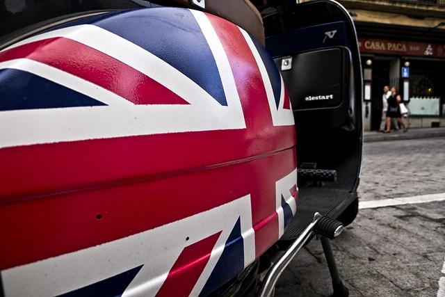 British SalaVespa