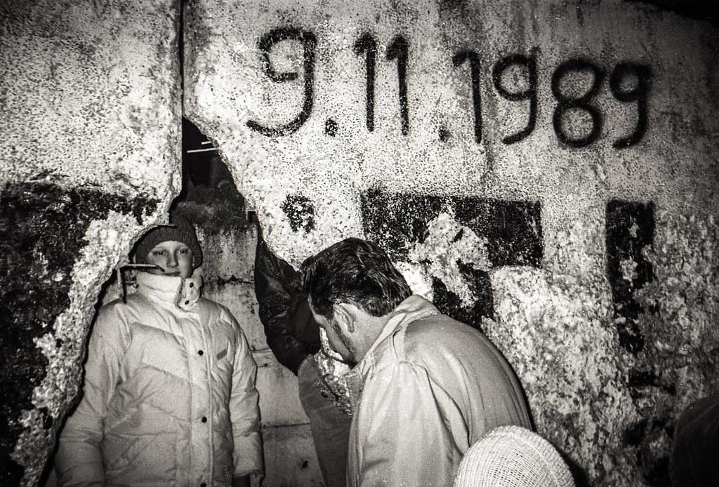 9.11.1989 167/365 | Fall der Berliner Mauer - Ich war dabei!… | Flickr