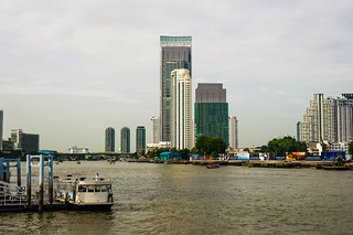 Bangkok Skyline | by Kumaravel