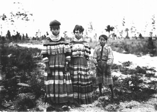 Children of Doctor Tommy Jimmy near Kendall, Florida