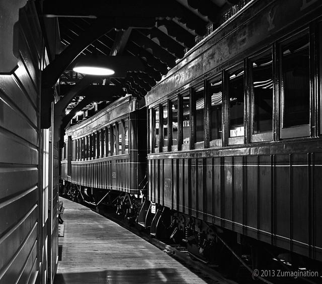 Train Noir