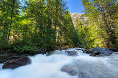 Glacier - Avalanche Creek Bend