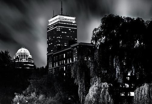 Prudential. Boston