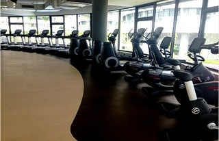 Fitness Center - treadmills   by leavingvn
