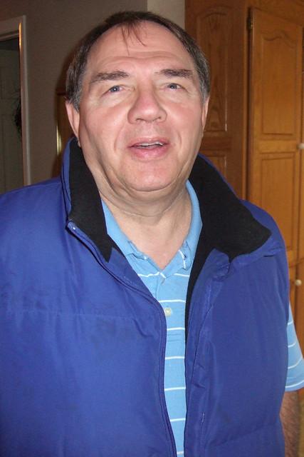 Mr. Blue Vest