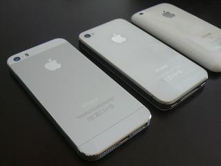 iPhone 5s へ機種変更 | by kuroyagi