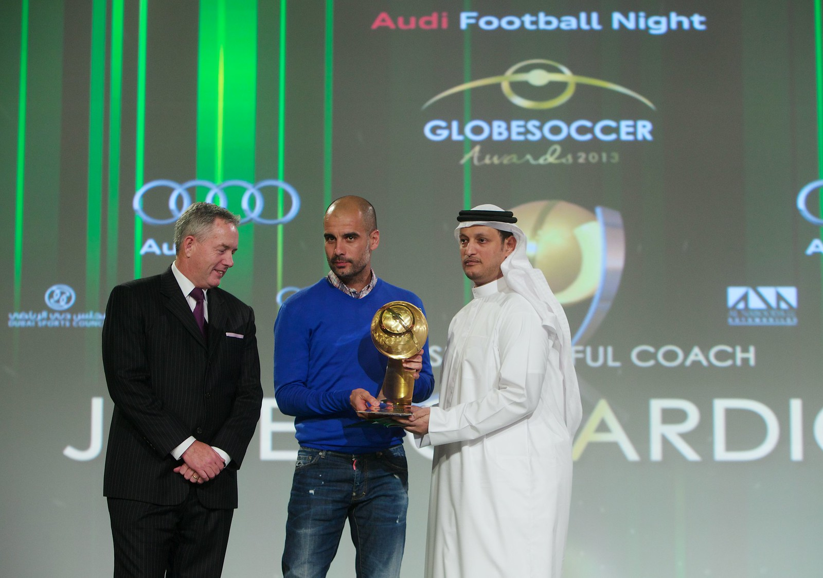 Globe Soccer Awards 276