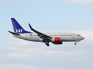 LN-RRB Boeing 737-783/WL SAS Scandinavian Airlines cn 32276/2331 | by dreamcatcher-68