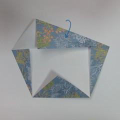 วิธีการพับกระดาษเป็นรูปม้า (Origami Horse) 014