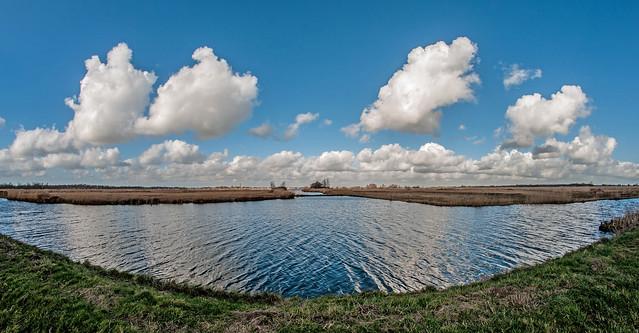 Dutch fisheye landscapes - 1