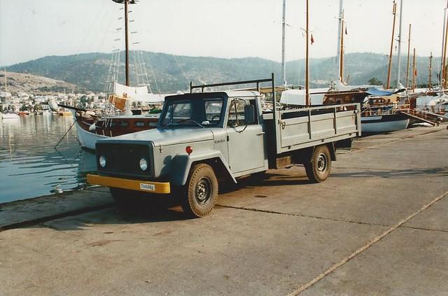 DeSoto 250 Pick-up truck