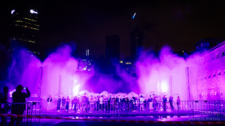 20140223 - 021 White Night Melbourne Purple Rain | by flicka.pang