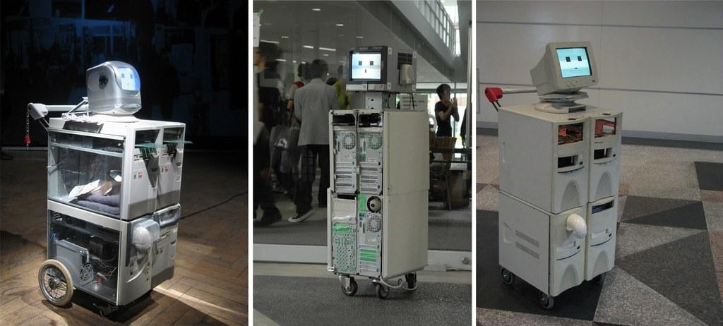 Beggar Robots