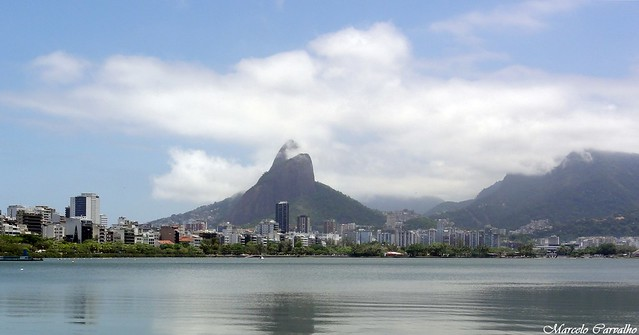 Lagoa Rodrigo de Freitas_Rio de Janeiro