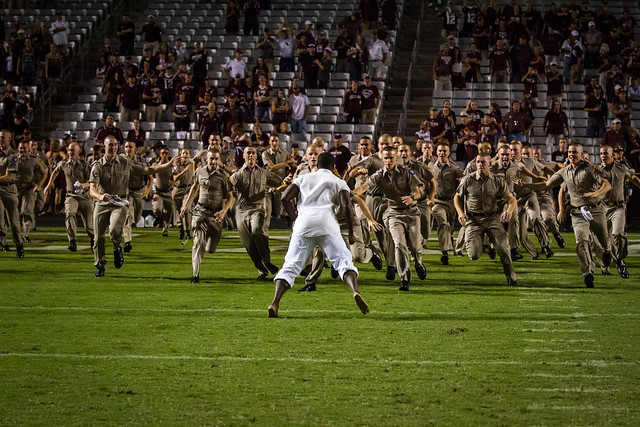 Game Day in Aggieland - SMU 2013