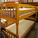 3ft pine bunkbed set