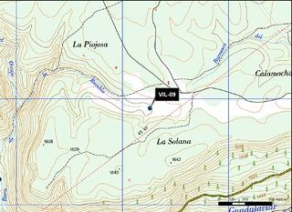 VIL_09_M.V.LOZANO_BALSA DE LA PIOJOSA_MAP.TOPO 2