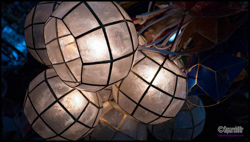 Capiz Lanterns | by Squareh00r