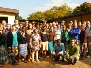 Permaculture Overview Workshop with Peace Corp participants 2010 | by guba.swaziland