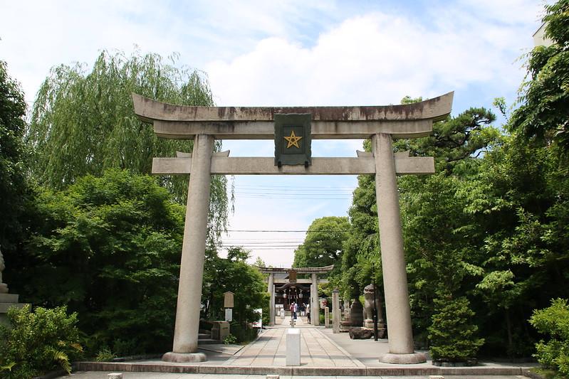 20160529二条城・清明神社