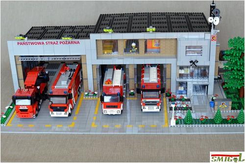 Fire Station | by Smigol_