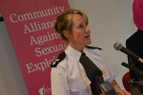 Angela Williams - Chief Superintendant, West Yorkshire Police | by BritIslam