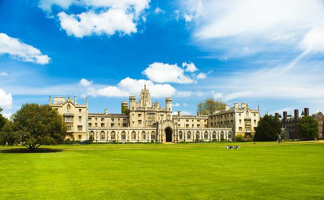 New Court, St John's College, Cambridge