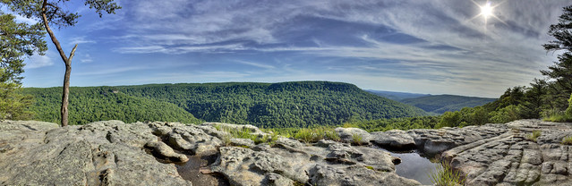Eagle Point overlook, Putnam County, Tennessee 1