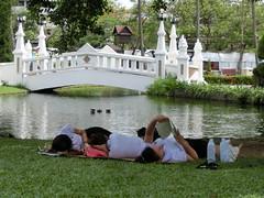 Entspannen im Park - Chiang Mai