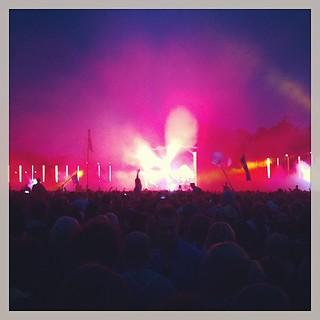 Disclosure at Apollo #altformegetbeat #rf13 | by Simon Fredslund