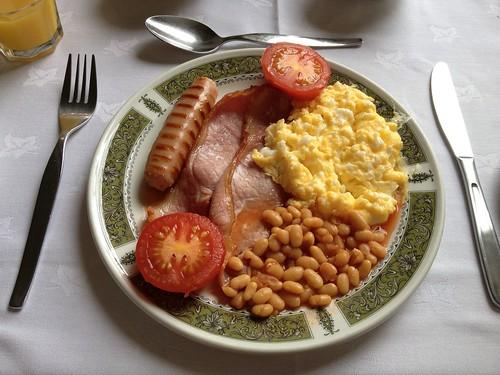 Full Scottish breakfast | by Texarchivist