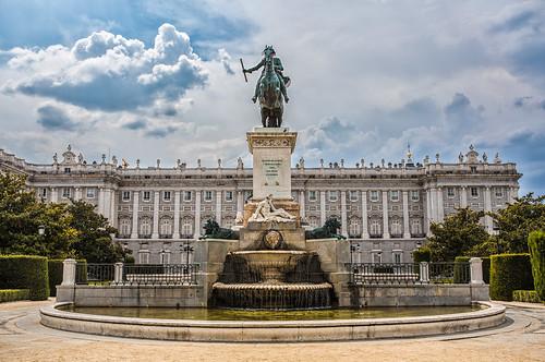 Plaza de Oriente | by tflink