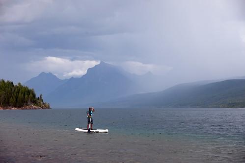Lake McDonald - Glacier National Park | by epiøne
